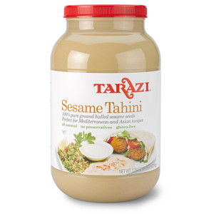 tahini 8 lbs $ 27 99 plastic jar 128 oz add to cart category tahini