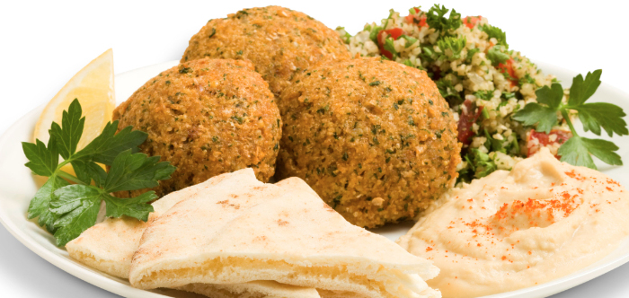 Cauliflower Chia Baked Falafel (GF, V) Recipes — Dishmaps
