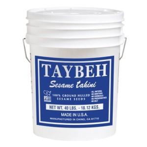 Taybeh Tahini 40-lbs.