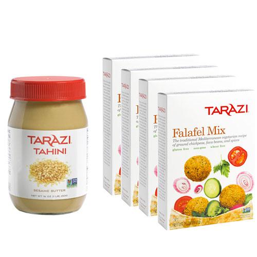 Tarazi Tahini & Falafel Bundle